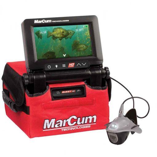 Marcum Quest 7 Hd Underwater Viewing System - QHD
