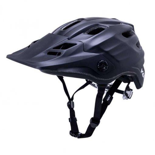 Kali Protectives Adult Maya 2.0 MTB Cycling Helmet - Solid Matte Black - 022041921