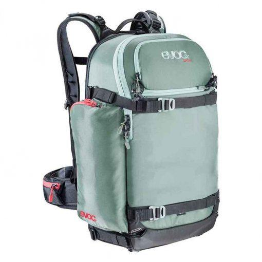 EVOC CP 26 Camera Pack 26L Olive - 501305307