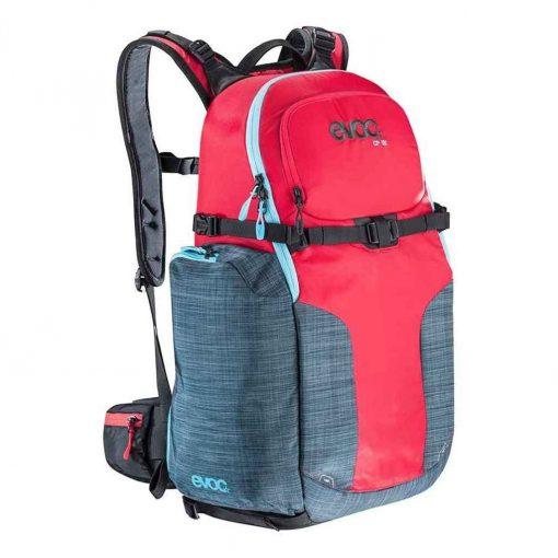 EVOC CP 18L Backpack Red - 501306500