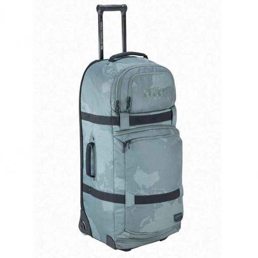 EVOC, World Traveller, Travel bag, 125L, Olive - 401215307