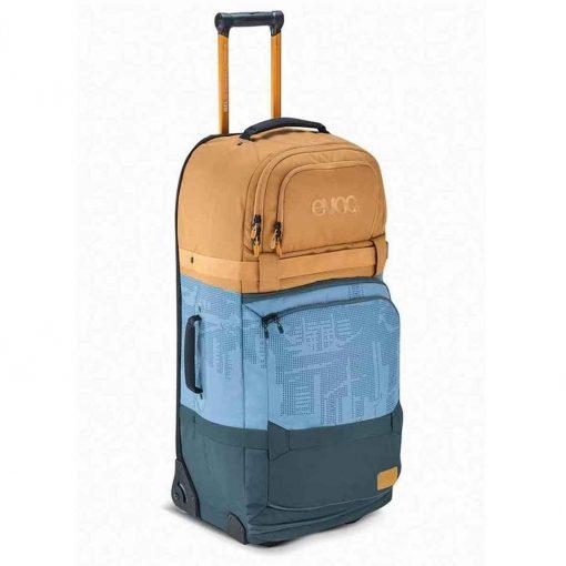EVOC, World Traveller, Travel bag, 125L, Multicolour - 401215900
