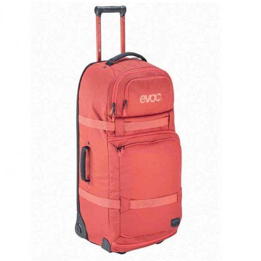 EVOC, World Traveller, Travel bag, 125L, Chili Red - 401215512