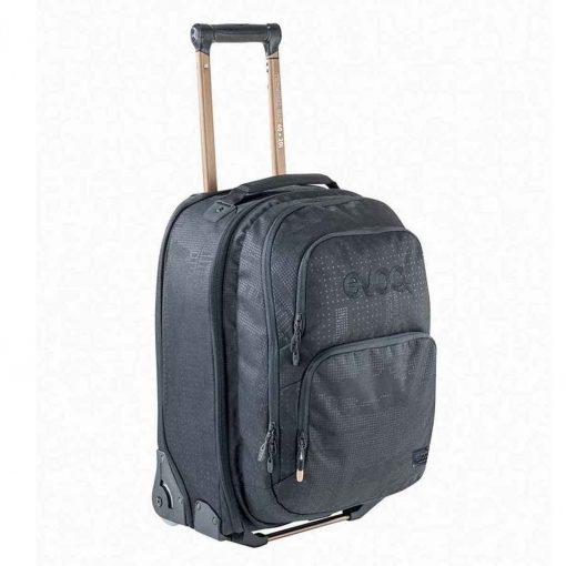 EVOC, Terminal bag 40L + 20L, Travel bag with detachable backpack, Black - 401216100