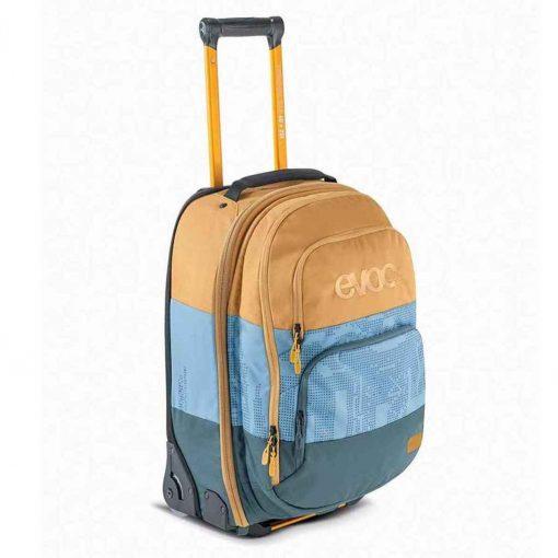 EVOC, Terminal bag 40L + 20L, Travel bag with detachable backpack, Multicolour - 401216900