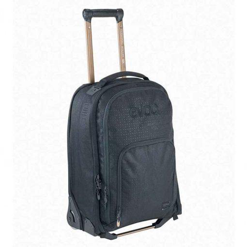 EVOC, Terminal Roller bag 40L, Travel bag with wheels, Black - 401217100