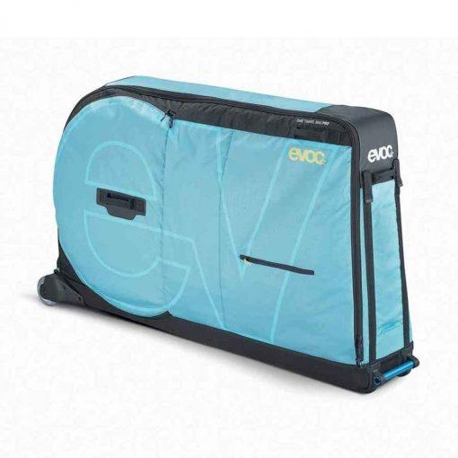 EVOC, Bike Travel Bag Pro, Aqua Blue, 310L - 100406229