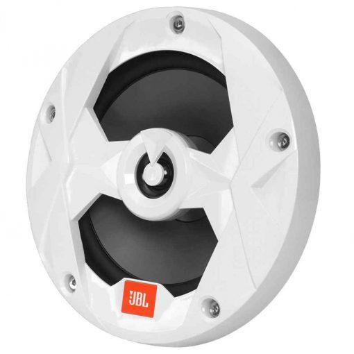 JBL MS8W 8 Inch 450W Coaxial Marine Speaker Non - Illuminated - JBLMS8W