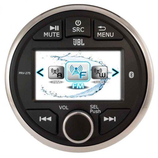 JBL PRV275 Gauge Style Stereo - JBLPRV275