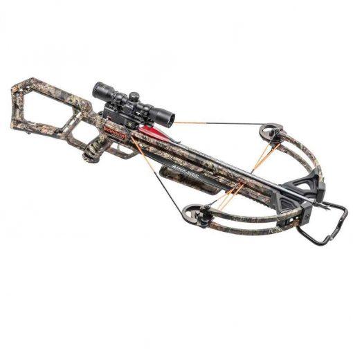 Wicked Ridge Warrior Ultra-Lite Crossbow Package - WR18015-5530