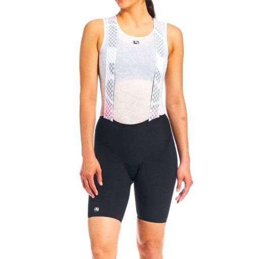 Giordana 2020 Women's NX-G Cycling Bib Shorts - 5cm Shorter Length - GICS18-WBIB-NXG5