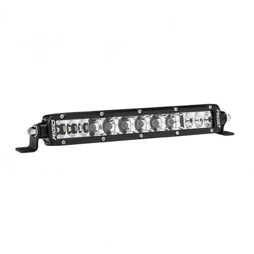 Rigid Industries Sr-Series Pro 10 Inch Spot/Driving Combo Black 10 Inch Spot/Drive Combo - 911313
