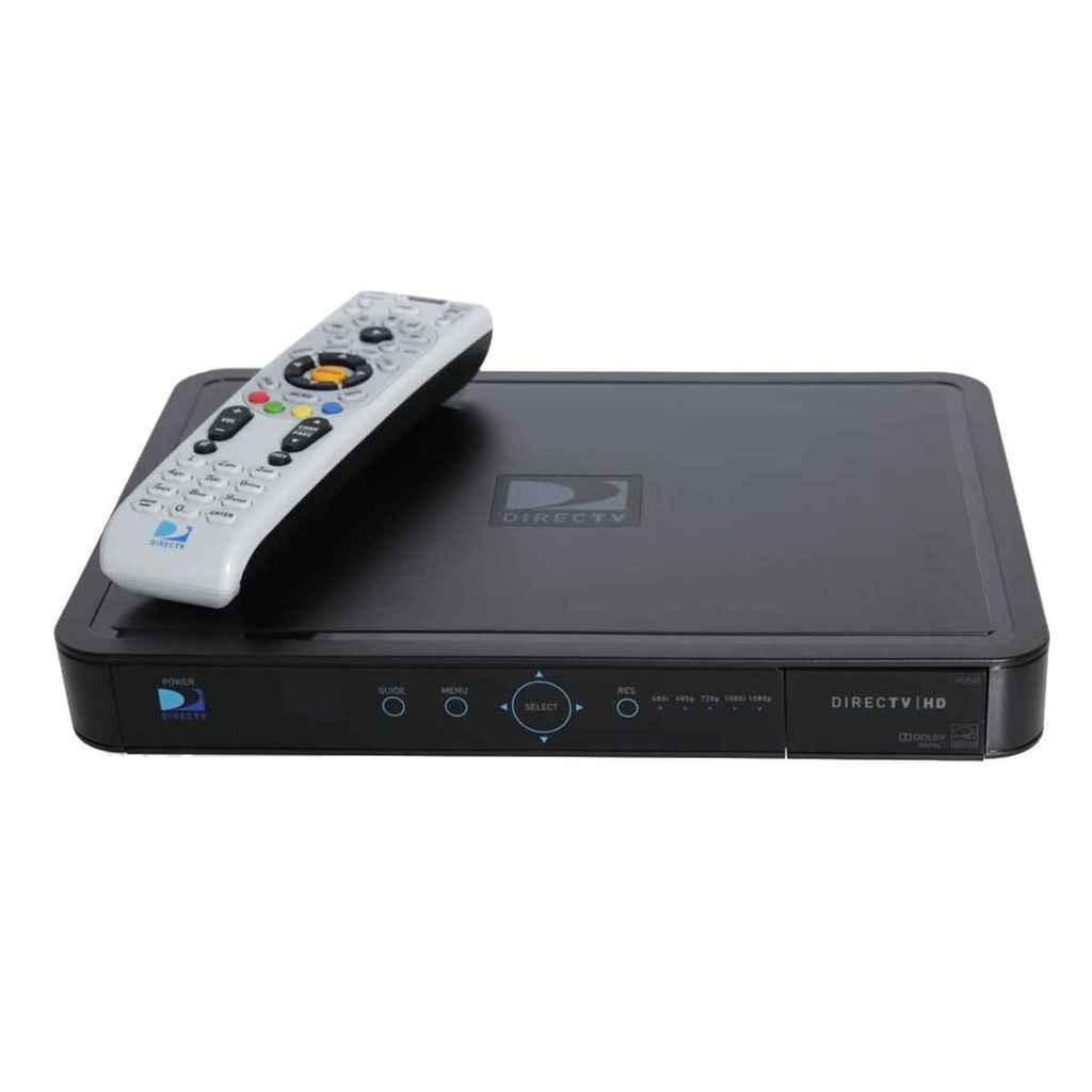 KVH H24 Directv Receiver with IR/RF Remote - 19-0658