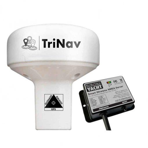 Digital Yacht GPS 160 with Wln10Sm Wireless Interface - ZDIGGPS160WL