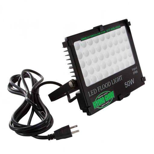 Hydro Glow Fl50W 50W 120Vac Floodlight White - FL50W