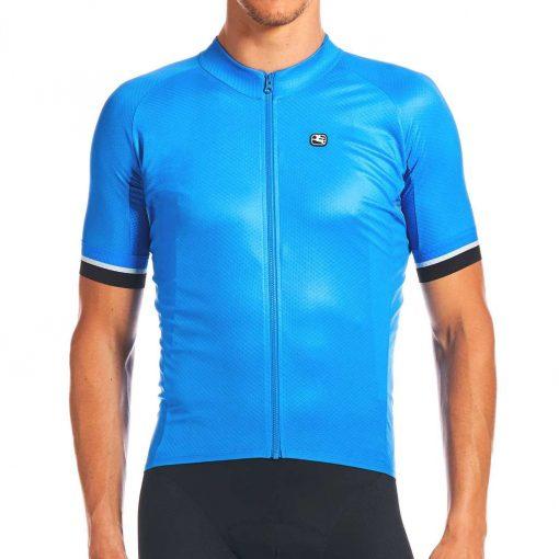 Giordana 2020 Men's Silverline Short Sleeve Cycling Jersey - GICS20-SSJY-SILV