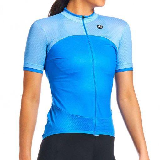 Giordana 2020 Women's Silverline Short Sleeve Cycling Jersey - GICS20-WSSJ-SILV