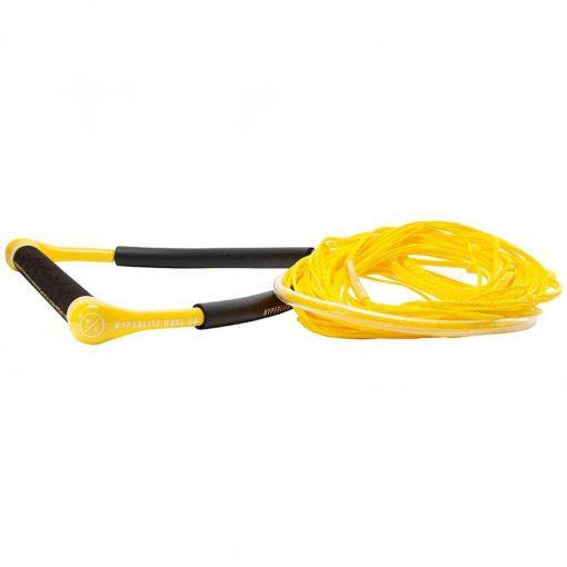 Hyperlite CG Handle with 65' Maxim Line - Yellow - 20700034