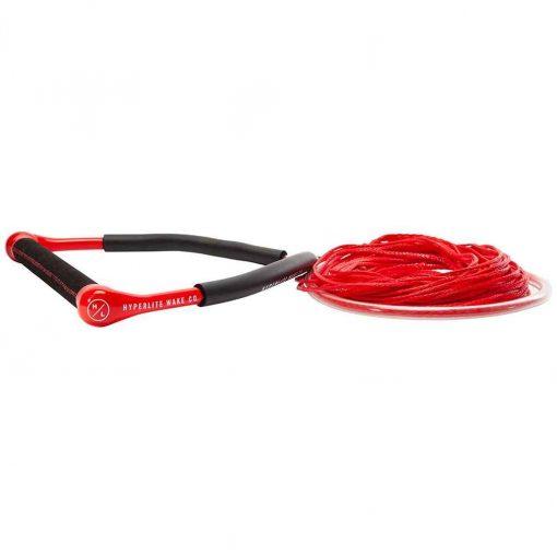 Hyperlite CG Handle with 65' Maxim Line - Red - 20700037