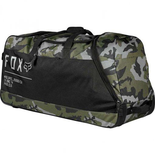 Fox Shuttle 180 Gear Bag - Camo - 24599-027-OS
