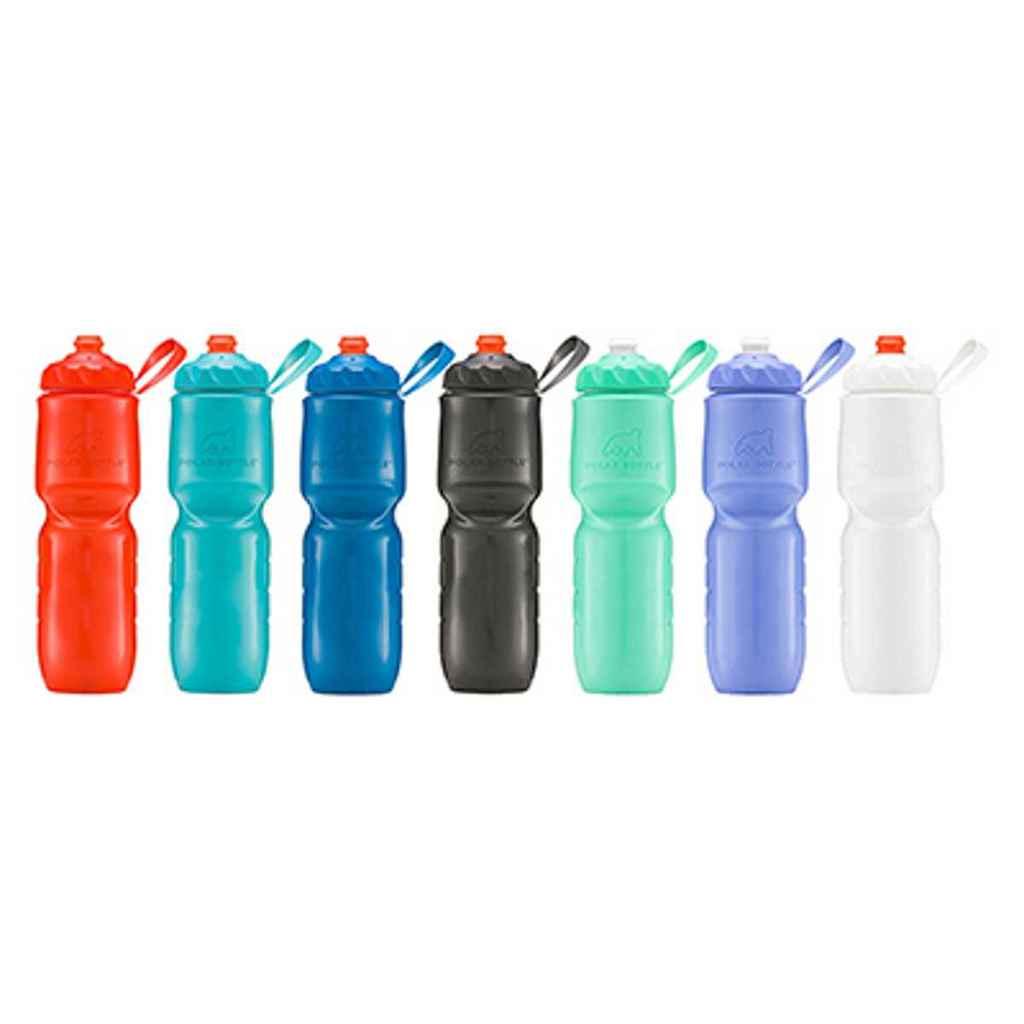 Polar Bottle Bottle 24Oz Insulated Assorted Bulk Bxof24 - GA24COLOR24