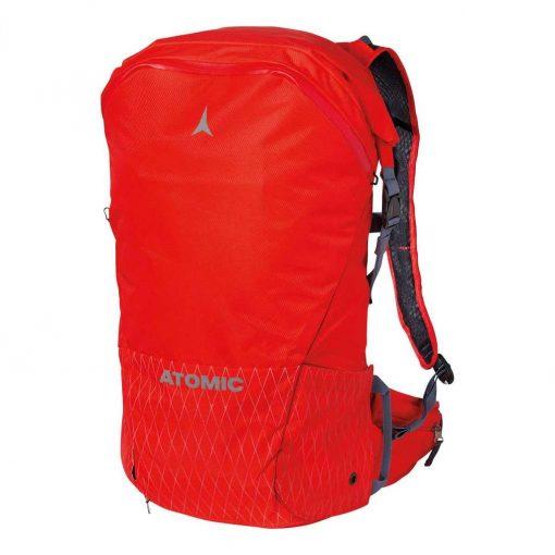 Atomic Backland 30+ Ski Backpack - Bright Red - AL5043310-NS