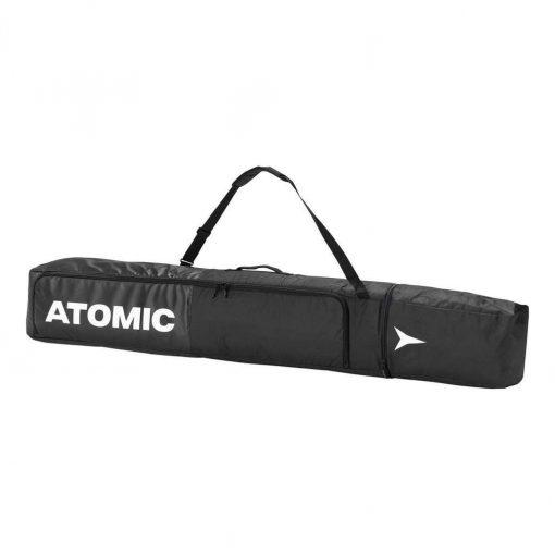 Atomic Double Ski Bag - Black/White - AL5045210-NS