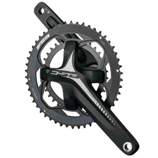 FSA Omega ABS Double Adv MegaExo Road Bicycle Crankset - CK-4003ST/WT