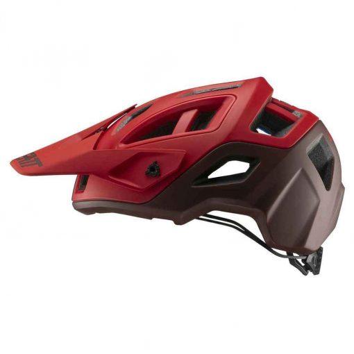Leatt DBX 3.0 All Mountain Helmet - Ruby Red|L (59-63cm) - 1019303682