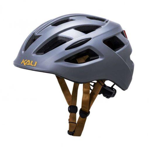Kali Protectives Adult Central Urban Helmet - Solid Matte Matte Grey - 025051912