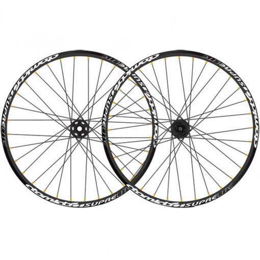 "Atomlab Standard Issue 26"" F wheel, 9x100 32h black - 1WHL530B"
