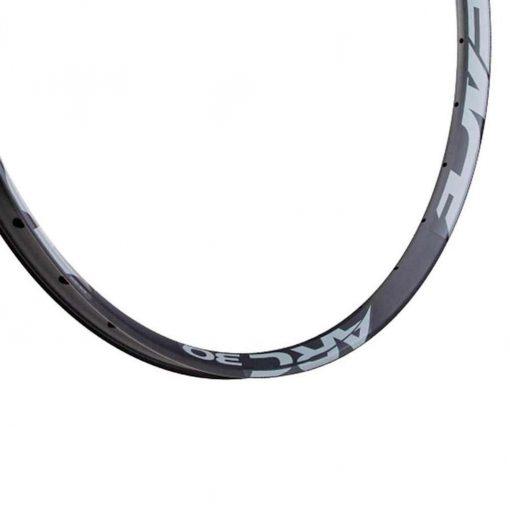 Race Face Arc 27, Rim, 29', ISO 622, 32H, Aluminium - Welded, Presta, Grey - ORM17ARC272932H
