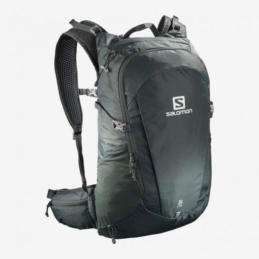 Salomon Trailblazer 30 Hiking Backpack - Urban Chic/Alloy - LC1084200