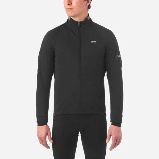 Giro Men's Chrono Pro Alpha Cycling Jacket - Black - 710695