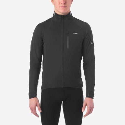 Giro Men's Chrono Pro NeoShell Cycling Jacket - Black - 710693