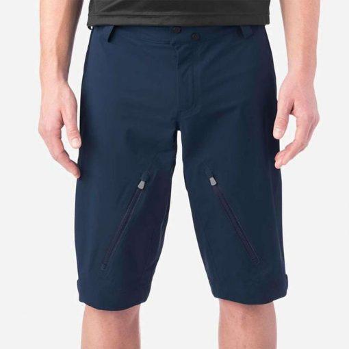 Giro Mens Havoc H2O Cycling Shorts - Midnight Blue - 71069