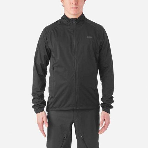 Giro Men's Stow H2O Cycling Jacket - Black - 710736