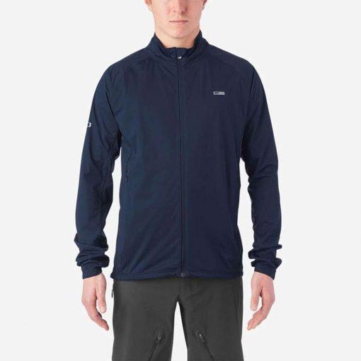 Giro Men's Stow H2O Cycling Jacket - Midnight - 71073