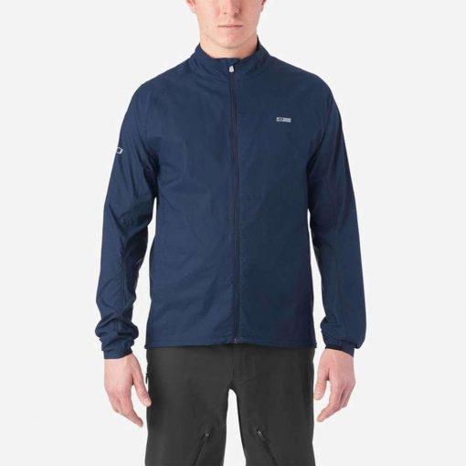 Giro Men's Stow Cycling Jacket - Midnight Blue - 710677