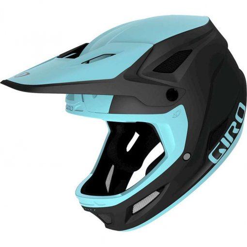Giro Men's Disciple MIPS Downhill Bike Helmet - Matte Black/Iceberg - 711400