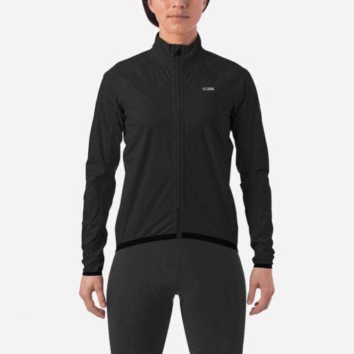 Giro Women's Chrono Expert Rain Jacket - Black - 710697