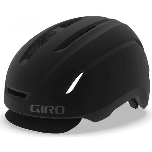 Giro Caden MIPS LED Urban Helmet - Matte Black - 711741