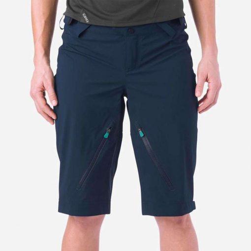Giro Women's Havoc H2O Cycling Shorts - Midnight Blue - 71069