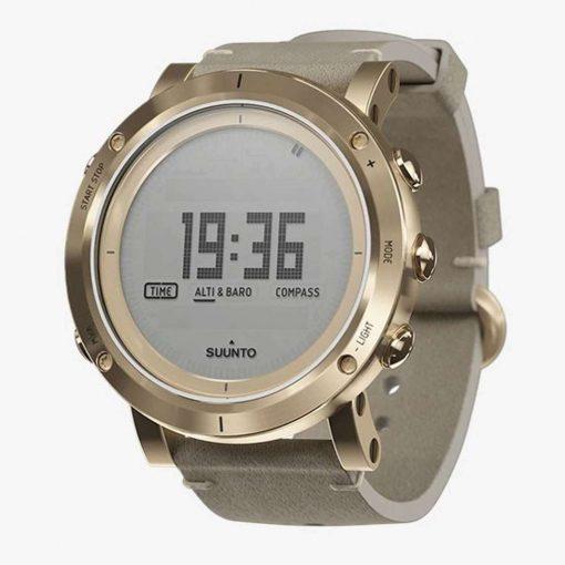 Suunto Essential Outdoor Watch - Gold - SS021214000