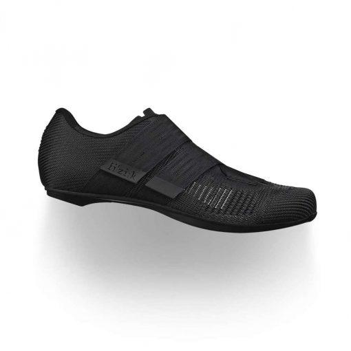 Fizik Men's Vento Powerstrap R2 Aeroweave Cycling Shoes - Black/Black