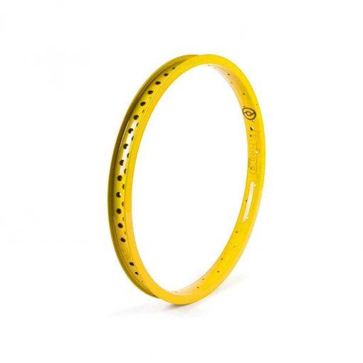 Primo VS 7005 36H Bicycle Rim - Matte Yellow - 27-820Y