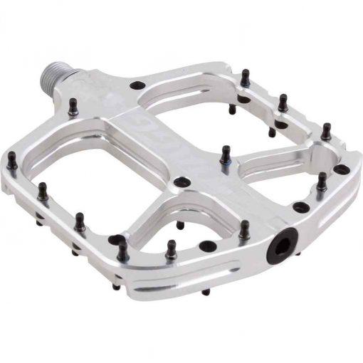 "Chromag Dagga Pedals - CRMO|9/16""|Silver|480g - 180-002-05"
