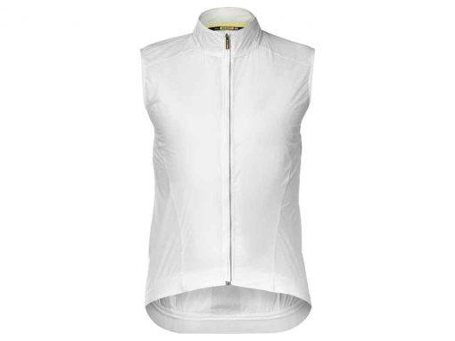 Mavic Men's Essential Wind Vest - White