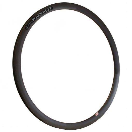 Astral Radiant Disc 700c Rim - 700c|19.5/23mm|28h|*577mm|Black|495g - 48006-28H
