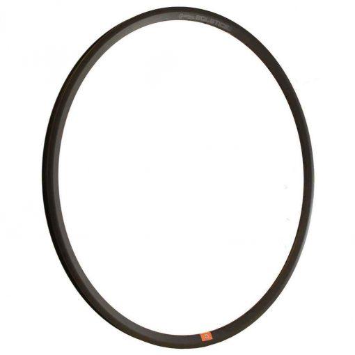 Astral Solstice Disc 700c Rim - 700c 19.5/23.5mm 28h *594.5mm Black 405g - 48036-28H